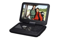 "Lenoxx 10"" Portable Swivel DVD Player (PDVD1000)"