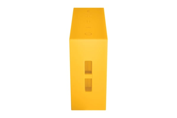 JBL GO Portable Bluetooth Speaker (Yellow)