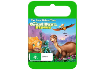 The Land Before Time 12 The Great Day of the Flyers DVD Region 4