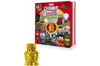 Marvel Ooshies Updated Collector's Guide
