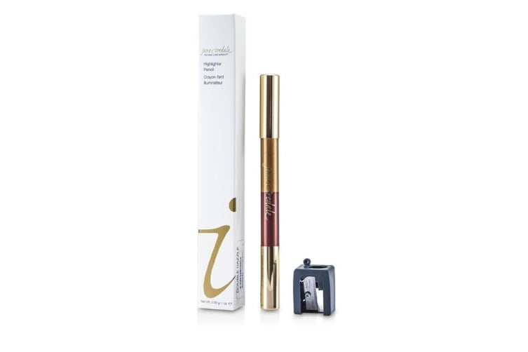 Jane Iredale Eye Highlighter Pencil with Sharpener - Double Dazzle 2.98g