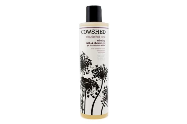Cowshed Knackered Cow Relaxing Bath & Shower Gel (300ml/10.15oz)