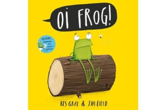 Oi Frog! Big Book