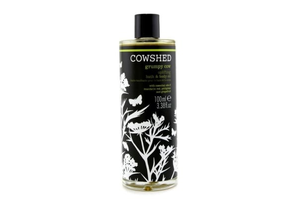 Cowshed Grumpy Cow Uplifting Bath & Body Oil (100ml/3.38oz)