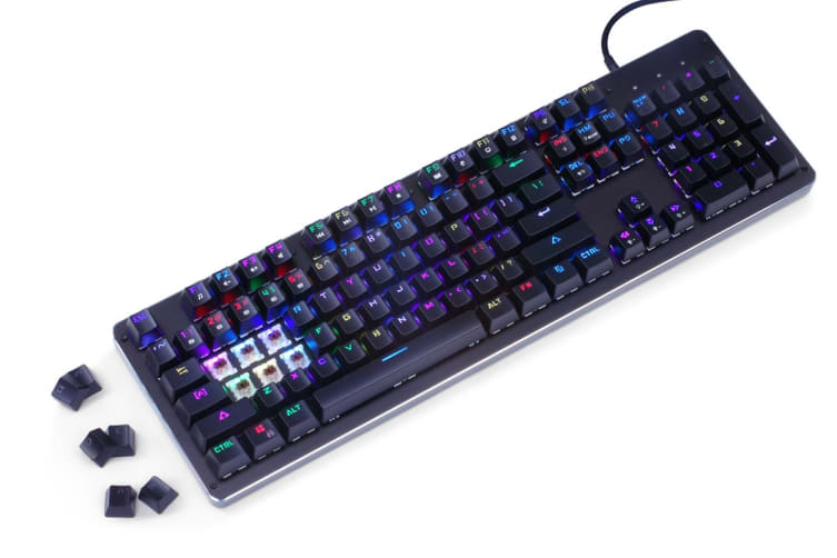 Kogan Full RGB Mechanical Keyboard (Brown Switch)
