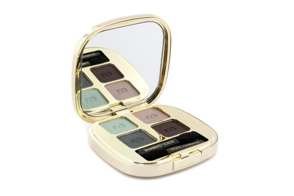 Dolce & Gabbana The Eyeshadow Smooth Eye Colour Quad - # 155 Fabulous (4.8g/0.16oz)