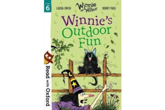 Read with Oxford - Stage 6: Winnie and Wilbur: Winnie's Outdoor Fun