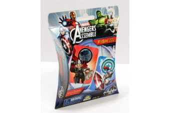 Marvel Avengers Fish Card Game