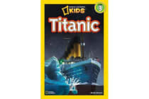 National Geographic Kids Readers - Titanic