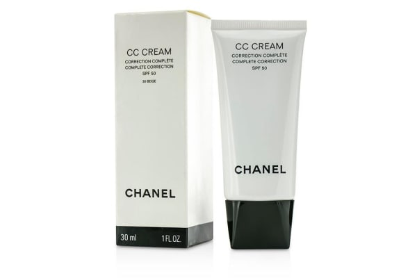 Chanel CC Cream Complete Correction SPF 50/PA++++ # 30 Beige (30ml/1oz)