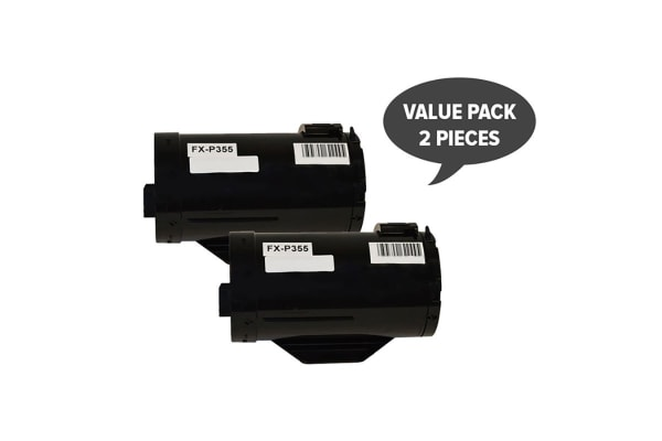 CT201938 Premium Generic Black Toner (Two Pack)
