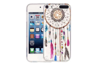 For iPod Touch 5 Case Elegant Slim Colorful Mandala Durable Protective Cover