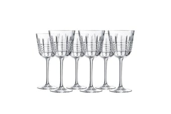 Cristal D'Arques Rendez-Vous Wine Glass 350ml Set of 6