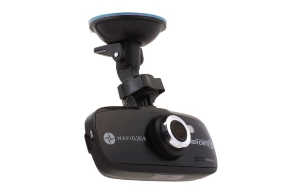 "Laser Navig8r Car Crash Camera FHD1080 2.7"" LCD TFT"