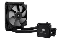 Corsair H60 120mm Liquid CPU Cooler. Support Skylake & AMD Ryzen AM4 Socket out of box. 1x12CM Fan (LS)