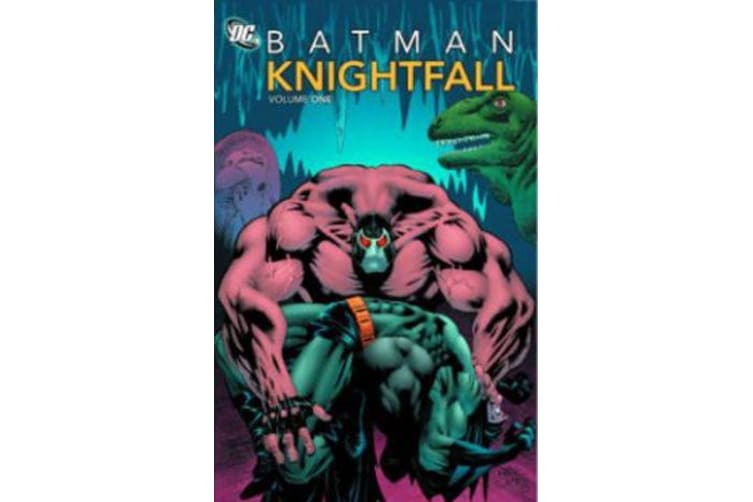 Batman - Knightfall Vol. 1