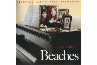 Bette Midler ‎– Beaches (Original Soundtrack Recording) MUSIC CD NEW SEALED