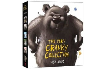 Very Cranky Bear 5-Book Slipcase