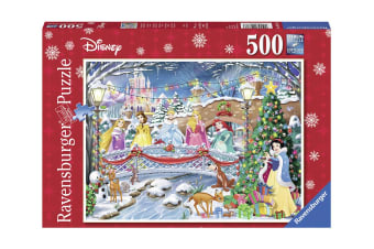 Ravensburger Disney Princess Christmas 500 Piece Puzzle