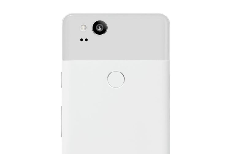 Google Pixel 2 Refurbished (64GB, Clearly White) - AB Grade