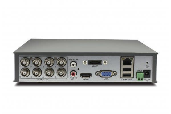 Swann 8 Channel 1080p 2TB DVR with 4 x PRO-T854 Cameras (SWDVK-845504D)