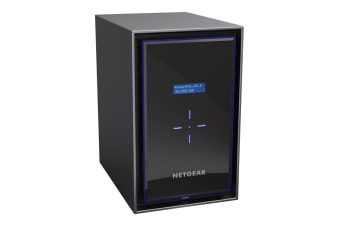 Netgear ReadyNAS 428- 8 Bay Network Attached Storage (RN42800-100AJS)