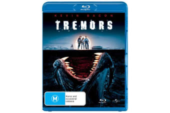 Tremors Blu-ray Region B