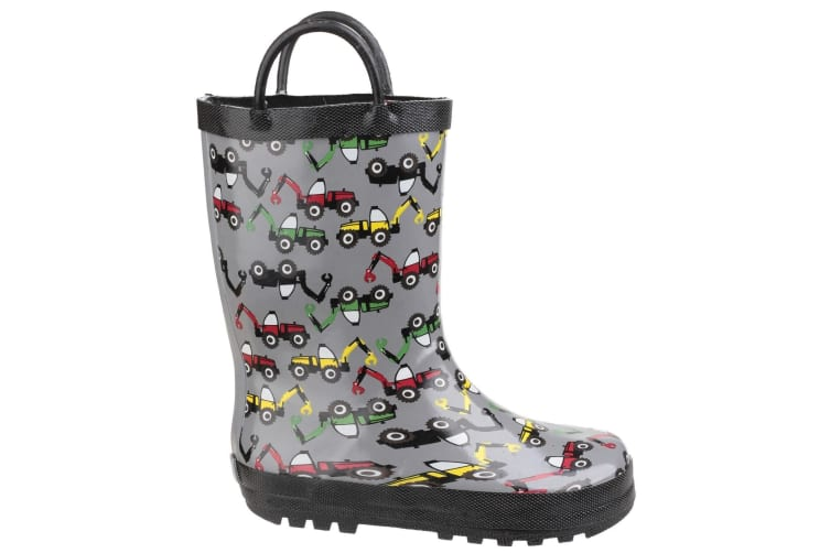 Cotswold Childrens Puddle Boot / Boys Boots (Digger) (21 EUR)