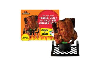 Single Beer Can Chicken Roaster