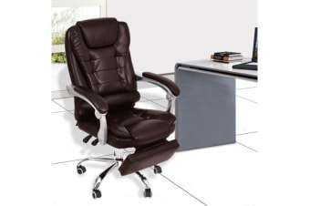 Executive PU Leather Office Computer Chair