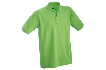 James and Nicholson Childrens/Kids Classic Polo (Lime Green)
