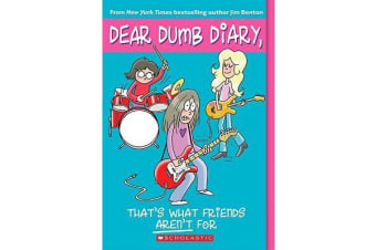Dear Dumb Diary - #9 Thats What Friends Aren't For