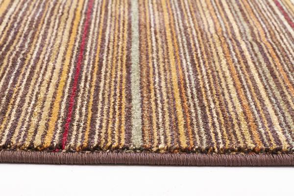 Traditional Stripped Rug Beige 230x160cm