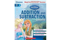 Disney Learning Workbook - Frozen Level 1 Addition and Subtraction