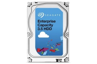 Seagate 6TB 3.5' 7.2K Enterprise HDD 256MB,  6GBs, HDD. 5 Years Warranty