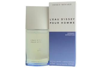 Issey Miyake L'eau D'issey Pour Homme Oceanic Expedition Eau De Toilette Spray (limited Edition) 75ml/2.5oz