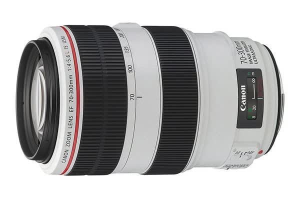 Canon EF 70-300mm F4-5.6L IS USM Telephoto Zoom Lens
