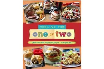 Cooking for One and Two