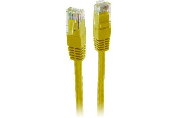 Pro2 3M Yellow Cat6 Patch Lead