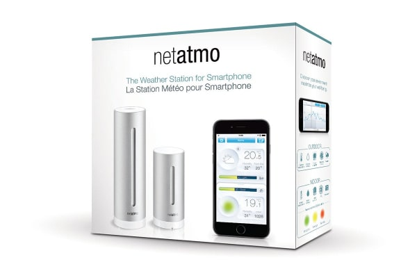 Netatmo Urban Weather Station for Smartphone (NWS01-P)