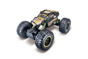 Maisto Tech R/C Kids 4WS Rock Crawler RTR Pro Series w/Rechargeable Battery 8y+