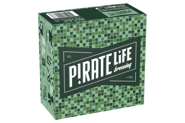 Pirate Life Mosaic India Pale Ale 16 x 355mL