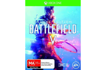 Battlefield V Deluxe Edition 5 Xbox One GAME GREAT CONDITION