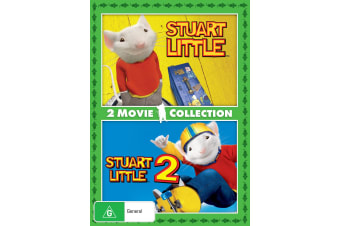 Stuart Little / Stuart Little 2 DVD Region 4