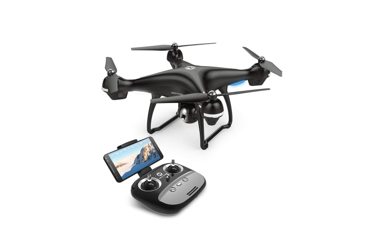 Holy Stone HS100 GPS FPV RC Drone Camera Live Video and GPS Return Quadcopter