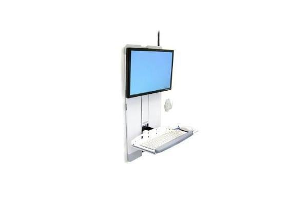 Ergotron Styleview Monitor and Keyboard Mounting Kit for High Traffic Areas
