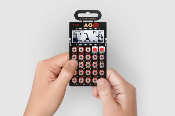 Teenage Engineering Pocket Operator-28 Performance Synthesizer (PO-28)