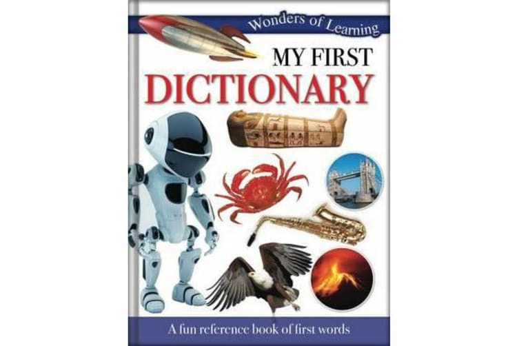 Wonders of Learning: My First Dictionary - Reference Omnibus
