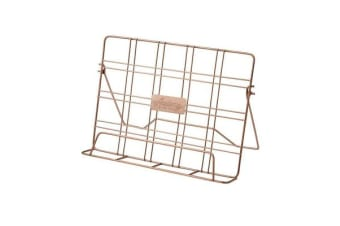 Academy Orwell Cookbook Stand Copper