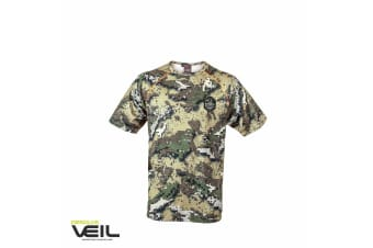 Hunters Element Climber Tee Desolve Veil T-shirt